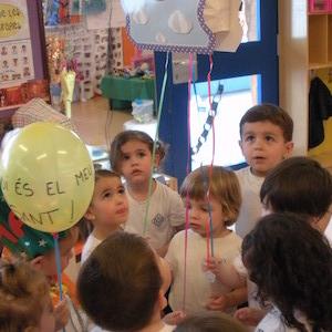 Aniversaris Abril - Educació Infantil.