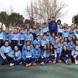 Competició atletisme – 3r d'ESO.