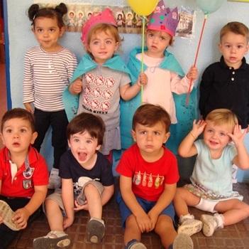 Aniversaris Educació Infantil - Setembre.