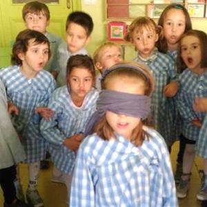 Primers dies a Educació Infantil.