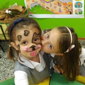 Aniversaris Setembre 2016 - educació infantil.