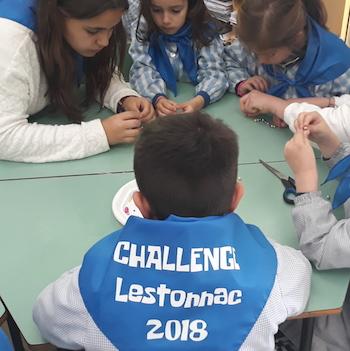 """""""Challenge"""" – Educació infantil, Educació primària i ESO."""
