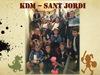 Esplai KdM: Gincana del Drac i Sant Jordi.