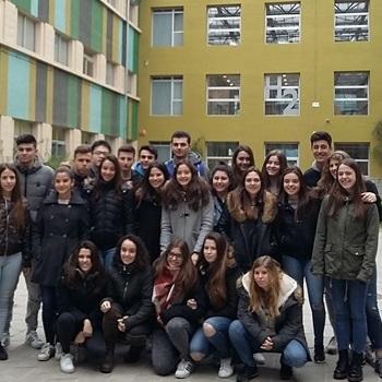 Xerrada Foment de l'Emprenedoria i visita al Parc Tecnològic Agroalimentari de Lleida – 1r BAT.
