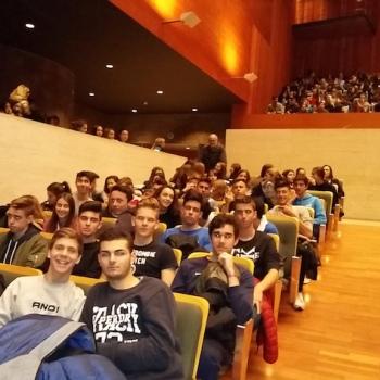 Auditori Enric Granados: Canvi de marxa - Batxillerat.