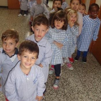 Els Picarols i els Xiulets d'excursió per l'escola!