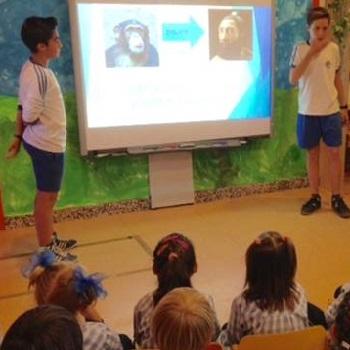 Aprenem sobre la Prehistòria - P4.