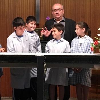 Els Sagraments de L'Eucaristia i el Perdó - 4t d'EP.
