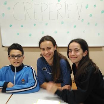 Crepes – Francès - 3r ESO.