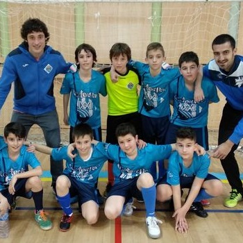Lestonnac participa al Torneig de Salou de Futbol Sala.