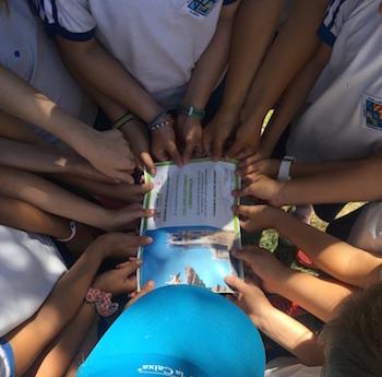 Acte de Cloenda Agenda 21 - Educació Primària.