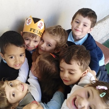 Aniversaris Infantil - Abril.