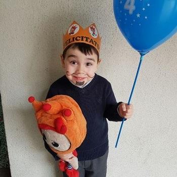 Aniversaris Març - Educació Infantil.