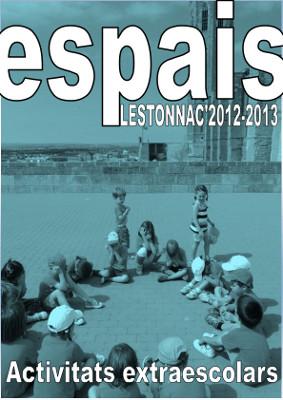 Lestonnac Lleida Espais 2012/2013