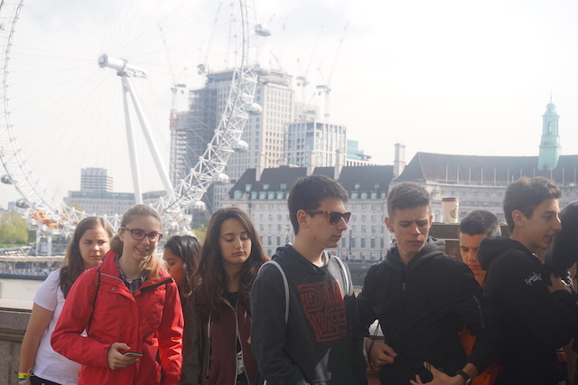 Viatge a Londres - 4t ESO. - 5