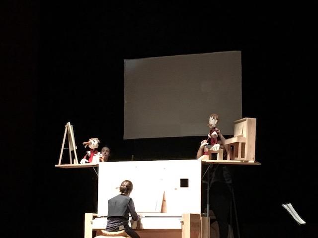 Audició: El petit piano - 2n EP. - 1