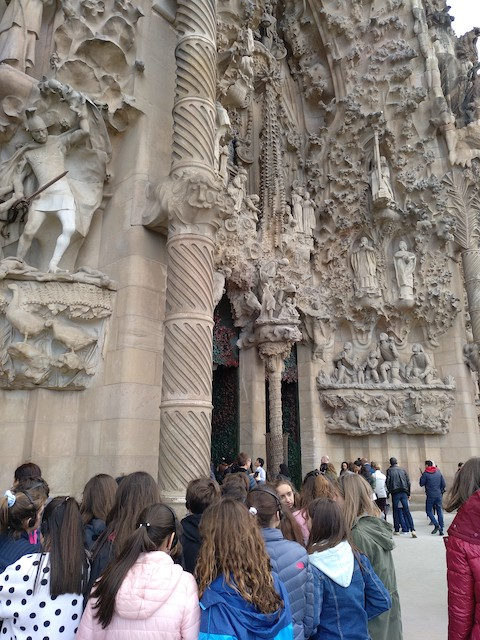 Sortida a Barcelona – 1r ESO. - 5