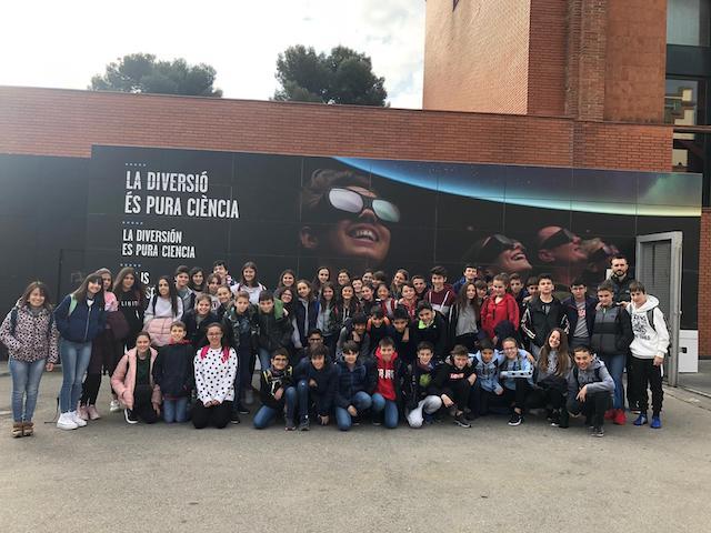 Sortida a Barcelona – 1r ESO. - 6