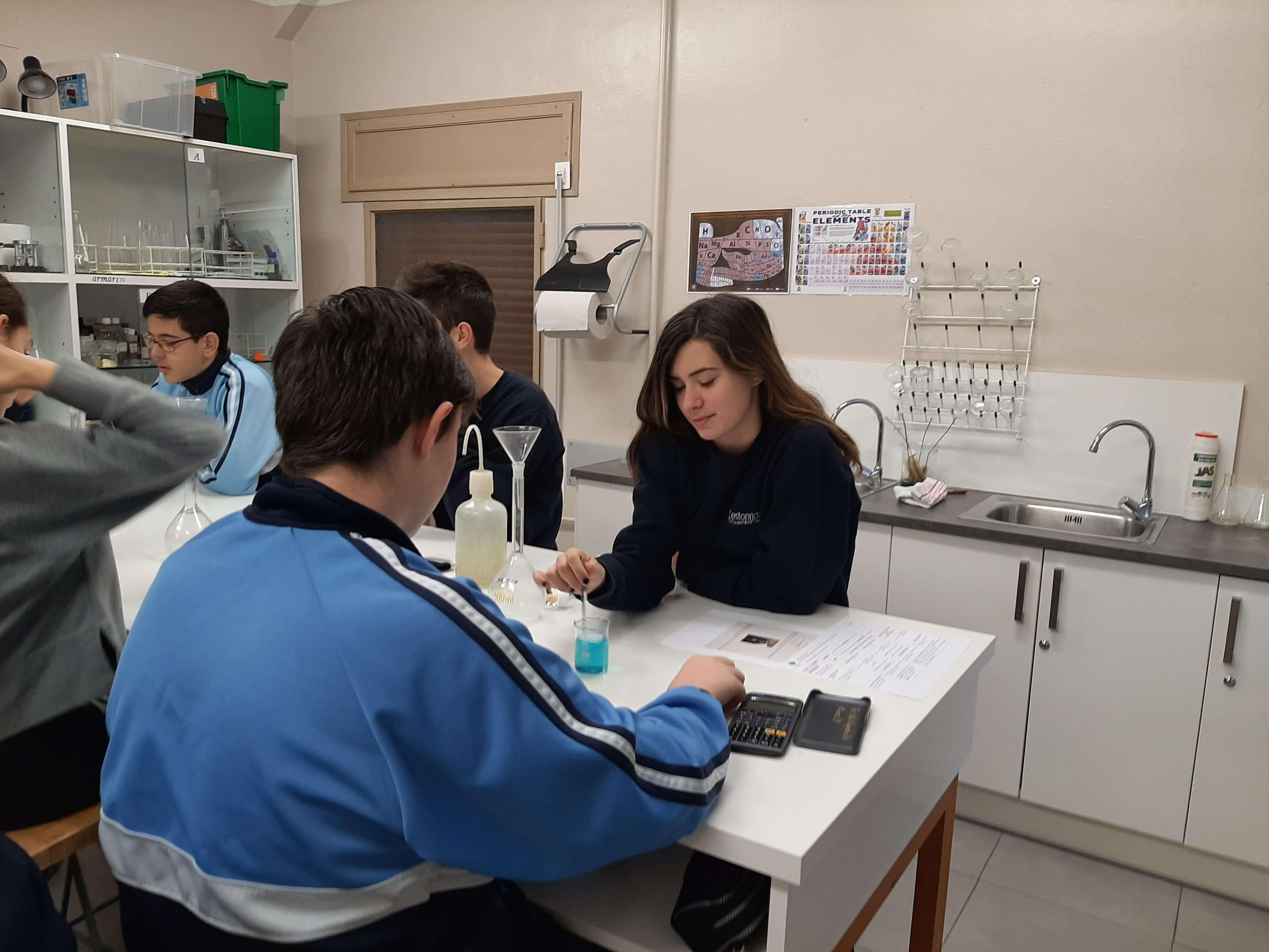 Dissolucions al laboratori - 3er ESO - 5