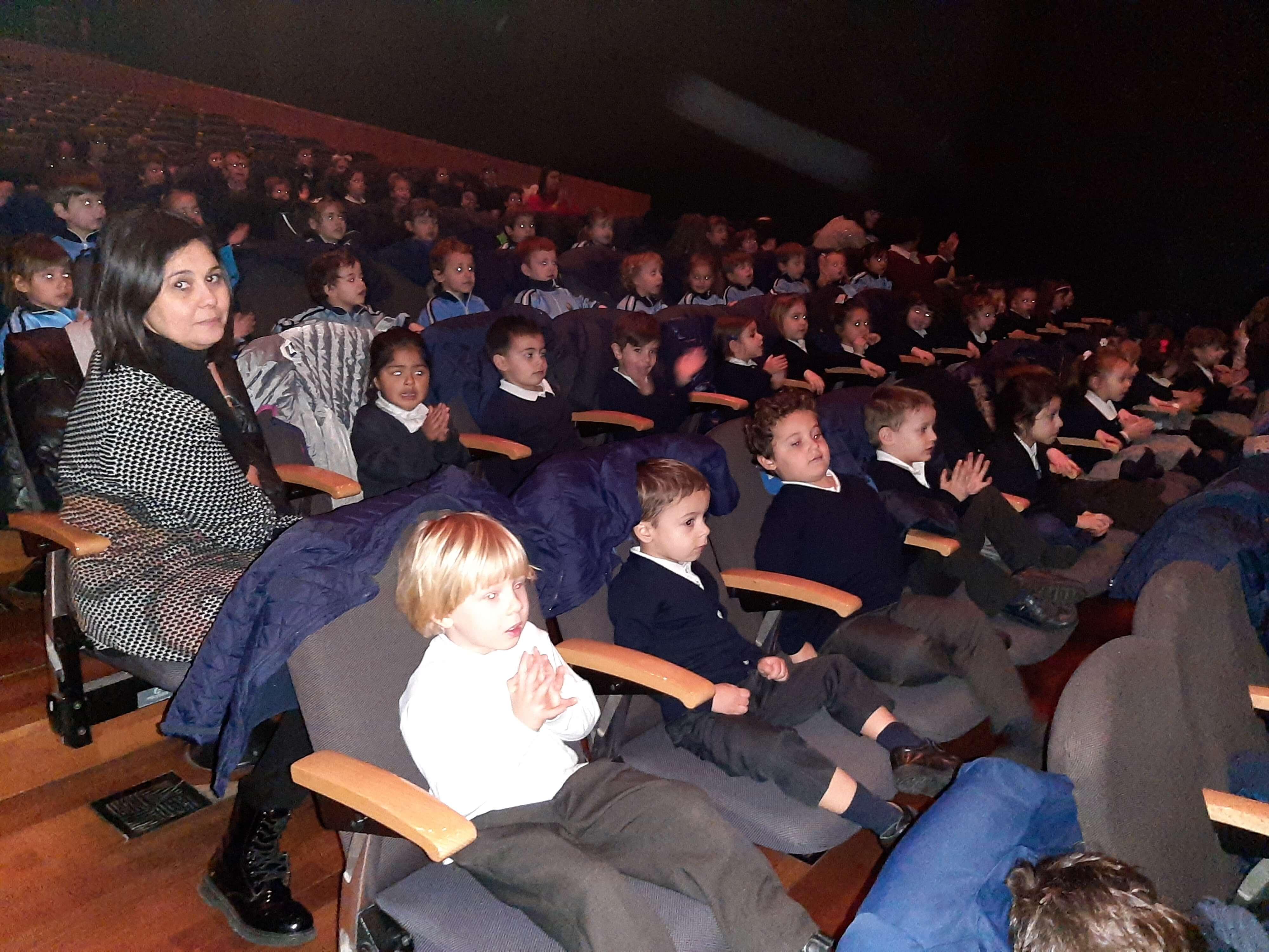 Teatre, la rateta Presumida - 4