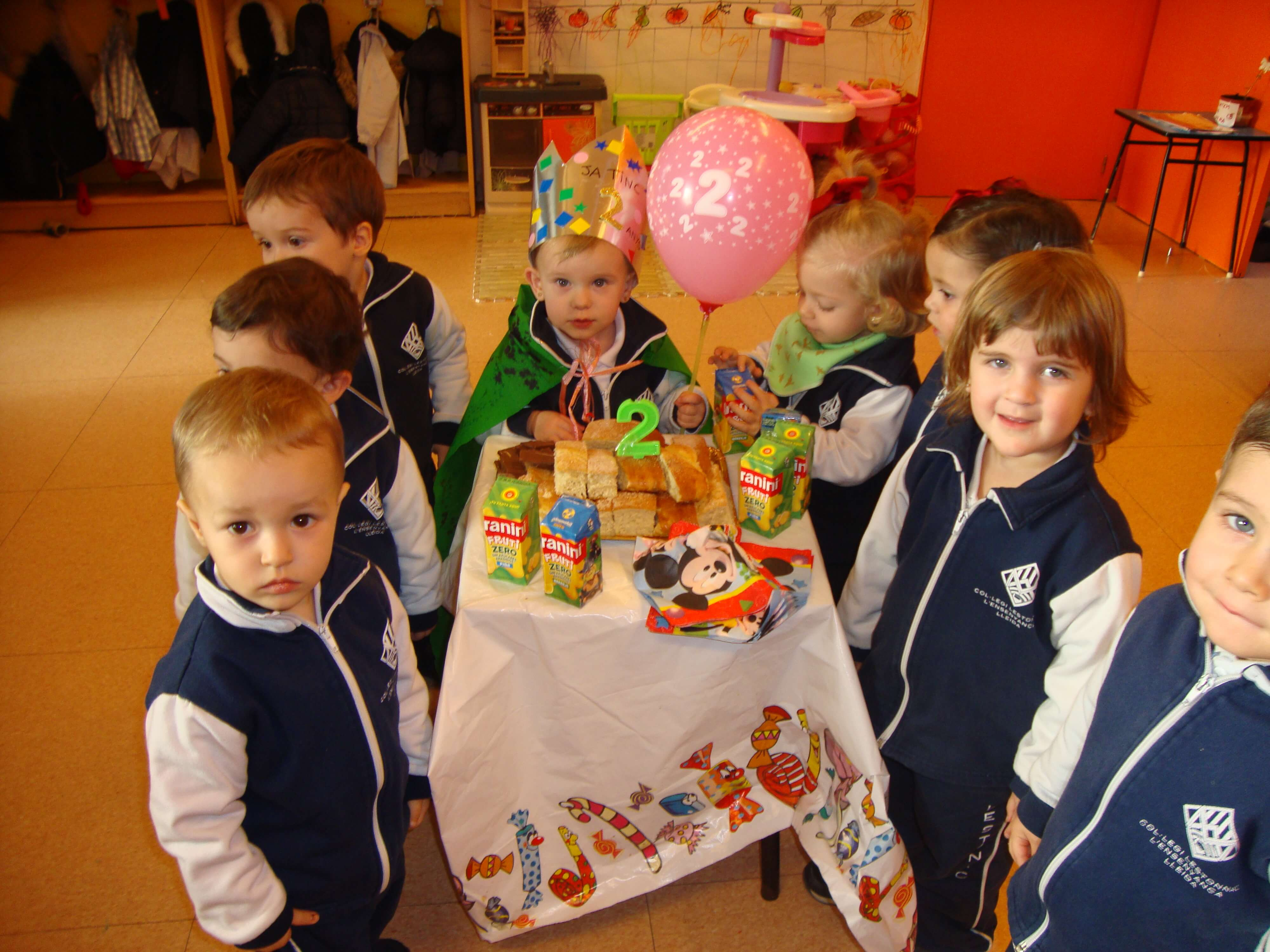 Aniversaris febrer - Educació Infantil - 66