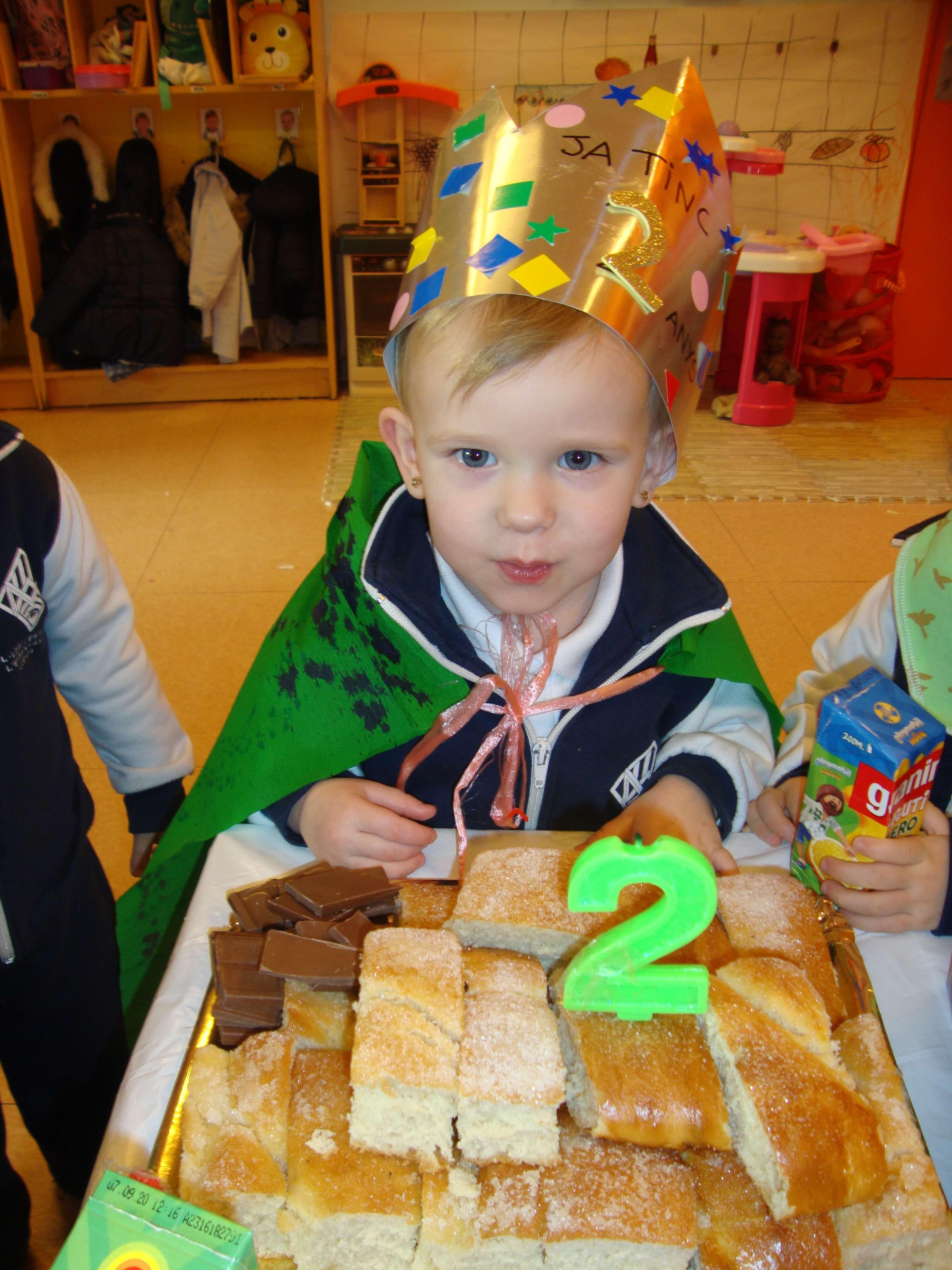 Aniversaris febrer - Educació Infantil - 6