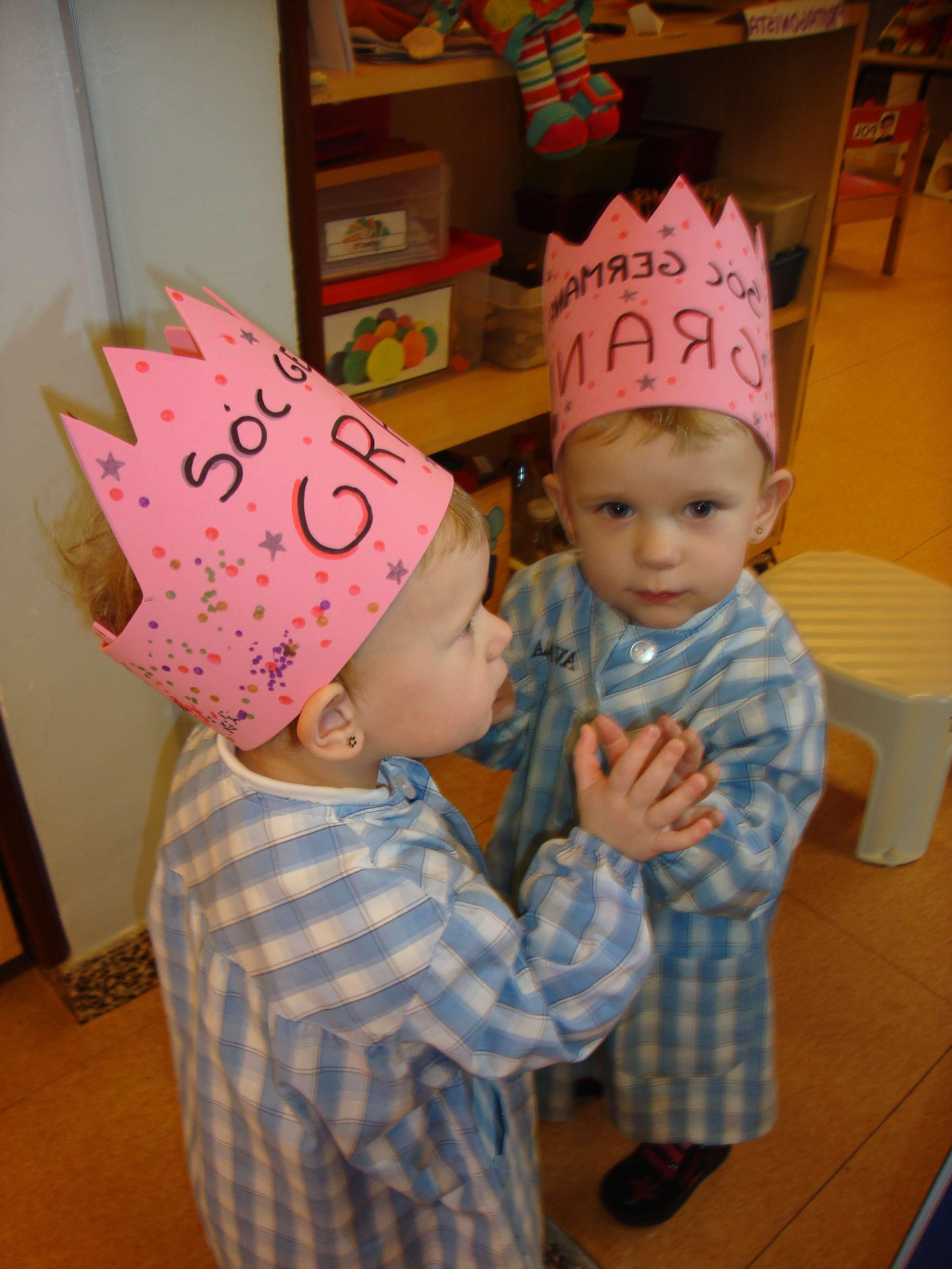 Aniversaris febrer - Educació Infantil - 5