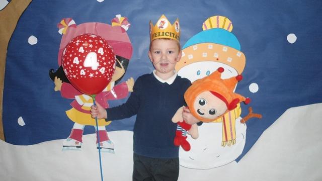 Aniversaris febrer - Educació Infantil - 38