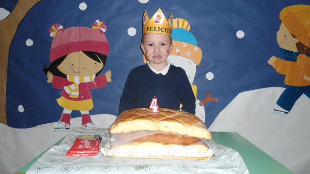 Aniversaris febrer - Educació Infantil - 9