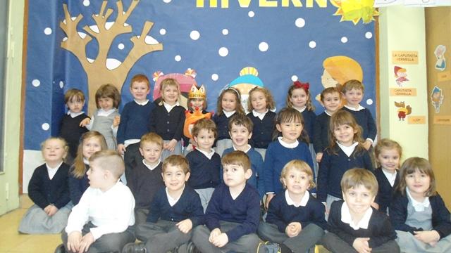 Aniversaris febrer - Educació Infantil - 18