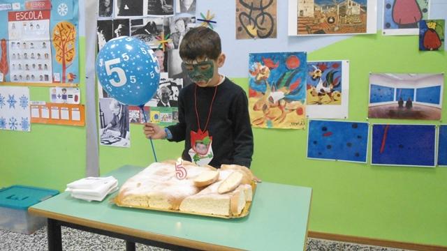 Aniversaris febrer - Educació Infantil - 21