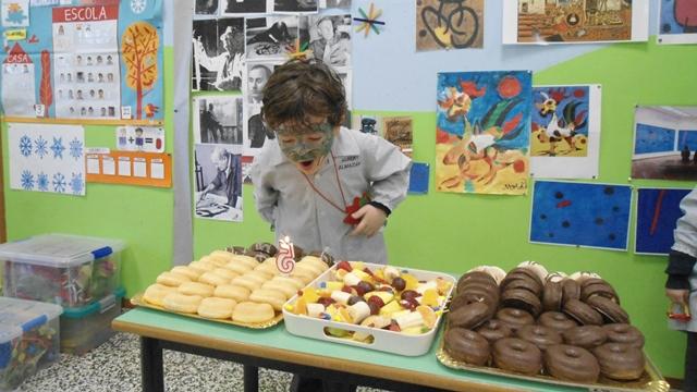 Aniversaris febrer - Educació Infantil - 25