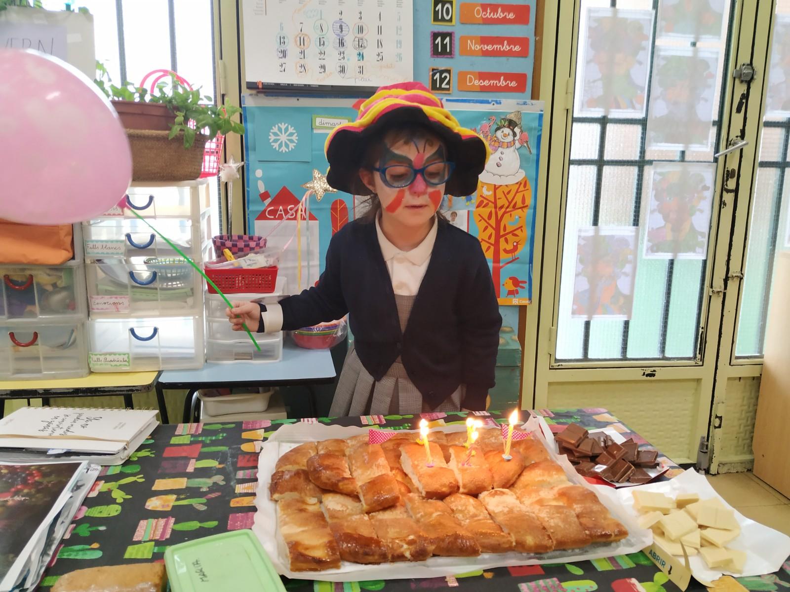 Aniversaris febrer - Educació Infantil - 19