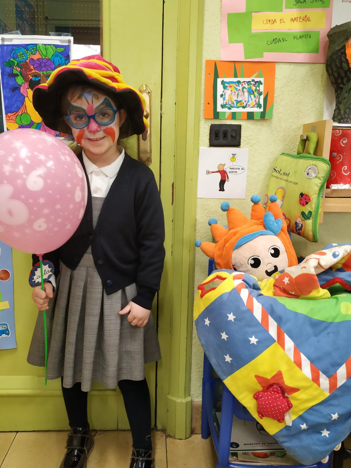 Aniversaris febrer - Educació Infantil - 27