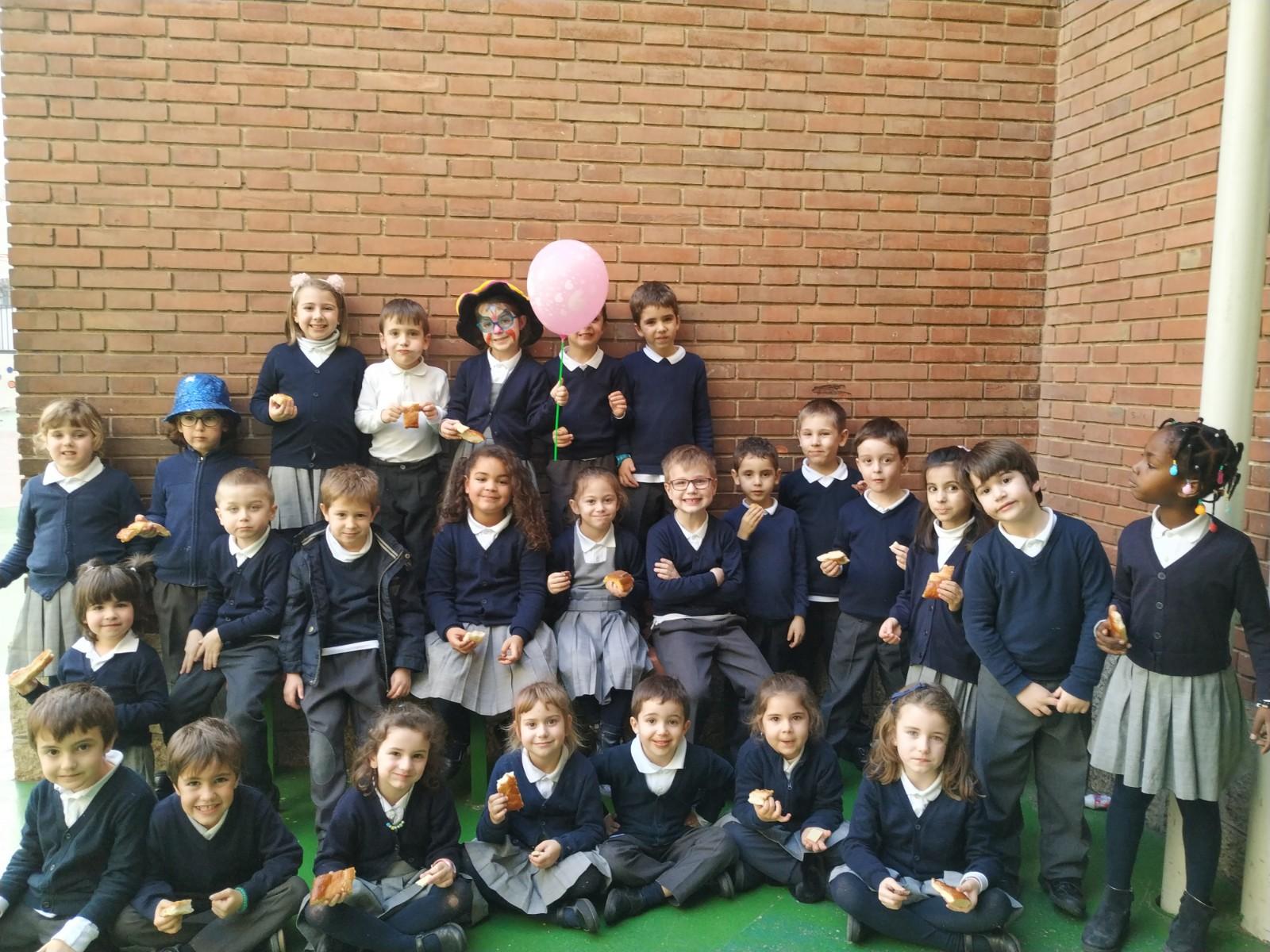 Aniversaris febrer - Educació Infantil - 45