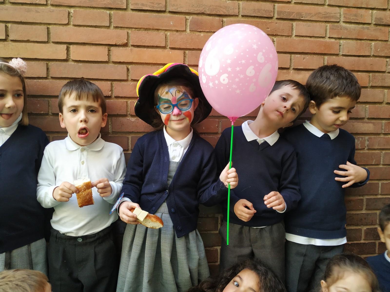 Aniversaris febrer - Educació Infantil - 26
