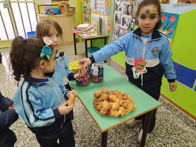 Aniversaris febrer - Educació Infantil - 28