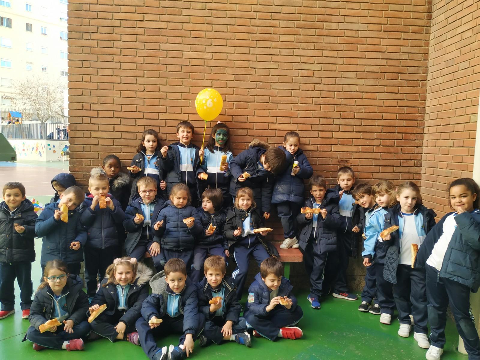 Aniversaris febrer - Educació Infantil - 33