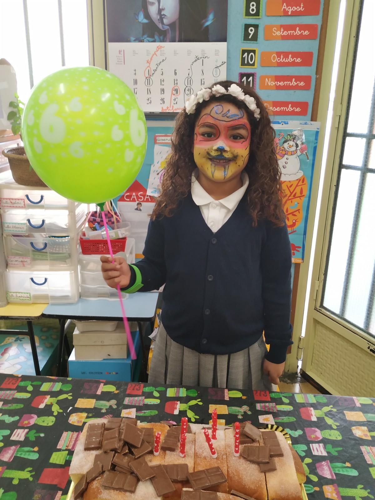 Aniversaris febrer - Educació Infantil - 75