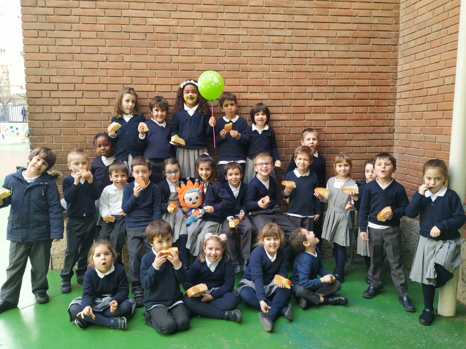 Aniversaris febrer - Educació Infantil - 73