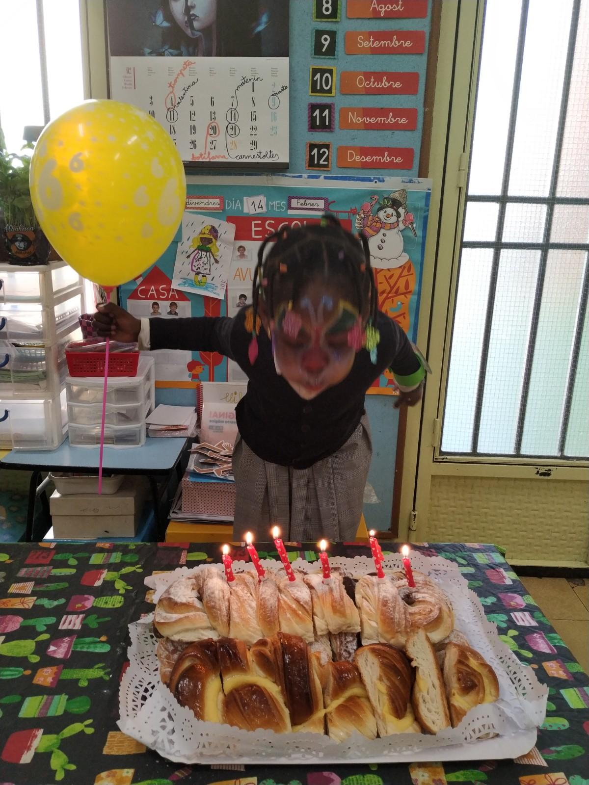 Aniversaris febrer - Educació Infantil - 46