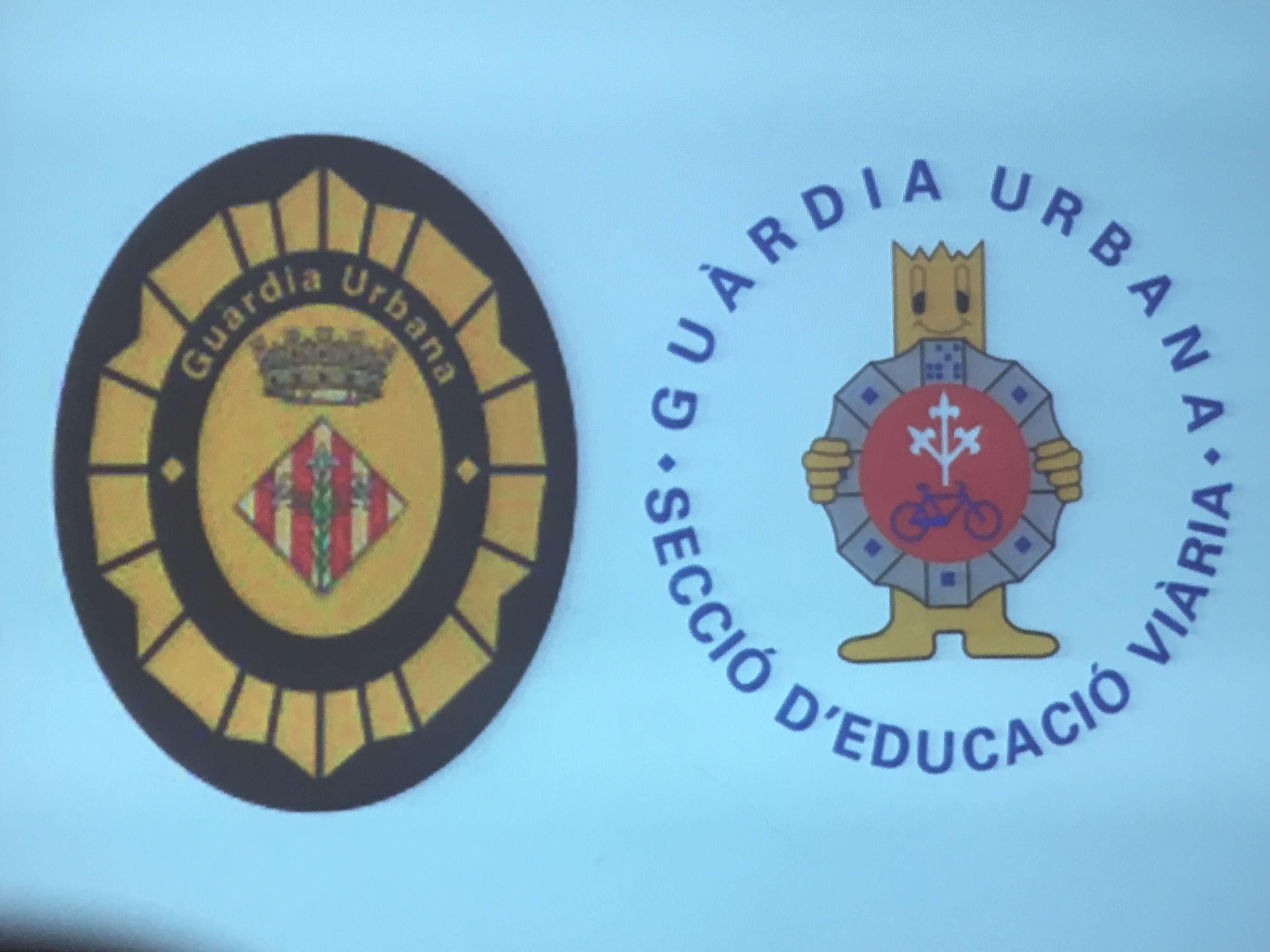 Visita a la Guàrdia Urbana - 1erEP - 18