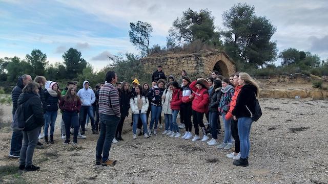 Visita per conèixer el Sector Porcí a Lleida – 1r Batxillerat. - 21