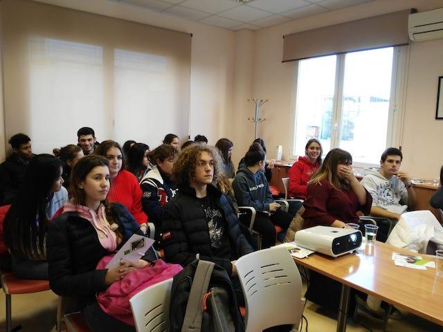 Visita per conèixer el Sector Porcí a Lleida – 1r Batxillerat. - 8