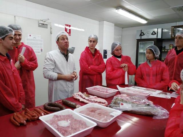 Visita per conèixer el Sector Porcí a Lleida – 1r Batxillerat. - 23