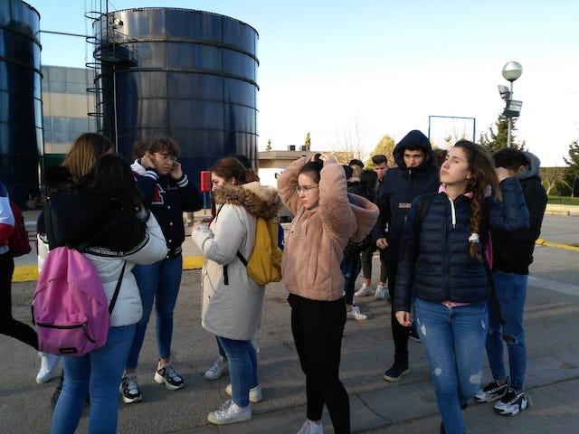 Visita per conèixer el Sector Porcí a Lleida – 1r Batxillerat. - 0