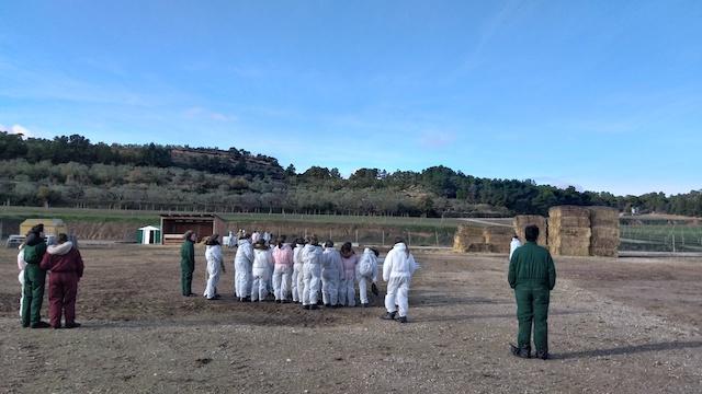 Visita per conèixer el Sector Porcí a Lleida – 1r Batxillerat. - 4