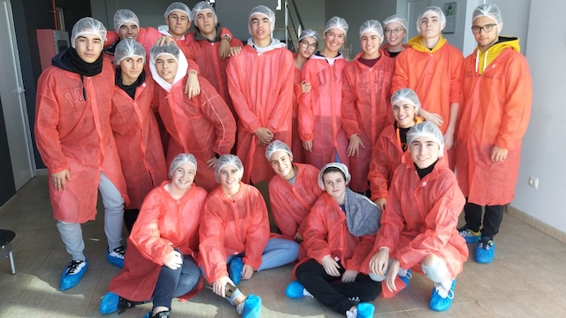 Visita per conèixer el Sector Porcí a Lleida – 1r Batxillerat. - 15