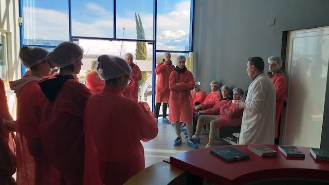 Visita per conèixer el Sector Porcí a Lleida – 1r Batxillerat. - 22