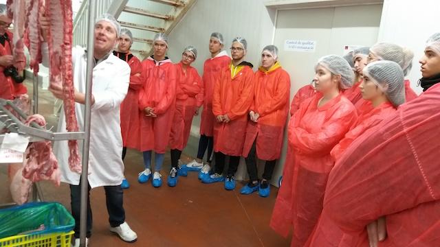 Visita per conèixer el Sector Porcí a Lleida – 1r Batxillerat. - 20